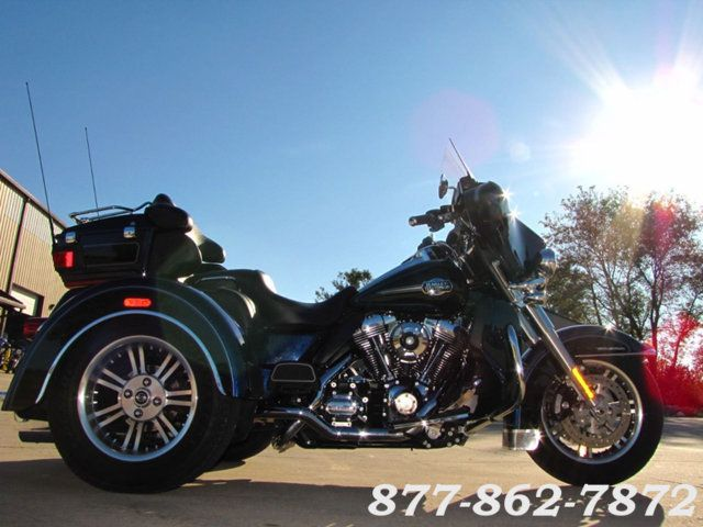 2013 Harley-Davidson TRIGLIDE ULTRA CLASSIC FLHTCUTG TRIGLIDE TRIKE 103 McHenry, Illinois 49