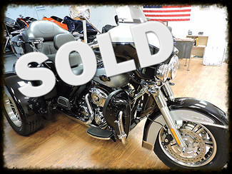 2013 Harley Davidson Triglide Ultra Classic FLHTCUTG Trike Pompano, Florida