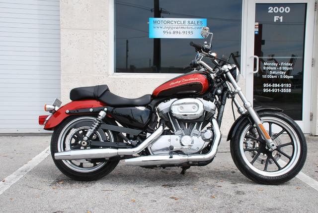2013 Harley Davidson XL883L Dania Beach, Florida 0