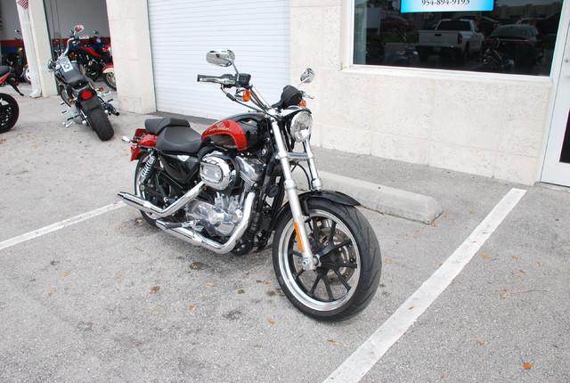 2013 Harley Davidson XL883L Dania Beach, Florida 1