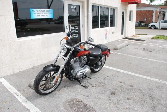 2013 Harley Davidson XL883L Dania Beach, Florida 7