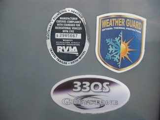 2013 Heartland Greystone 33QS SALE PRICE! Odessa, Texas 2