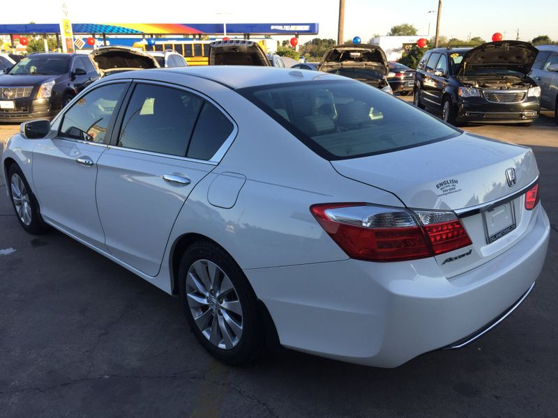 2013 Honda Accord EX-L  Brownsville TX  English Motors  in Brownsville, TX