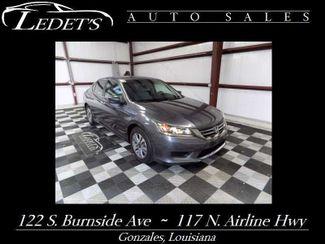 2013 Honda Accord in Gonzales Louisiana