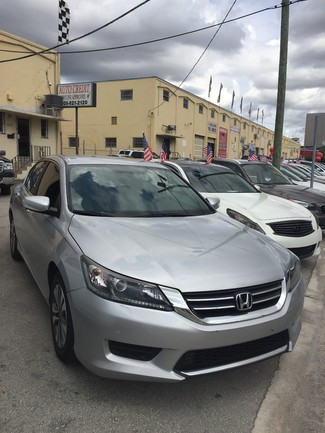 2013 Honda Accord LX Miami, FL