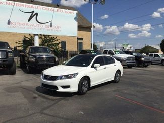 2013 Honda Accord LX in Oklahoma City OK