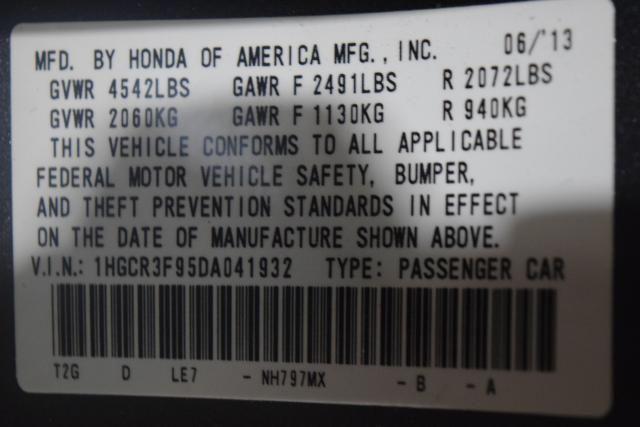 2013 Honda Accord Touring Richmond Hill, New York 22