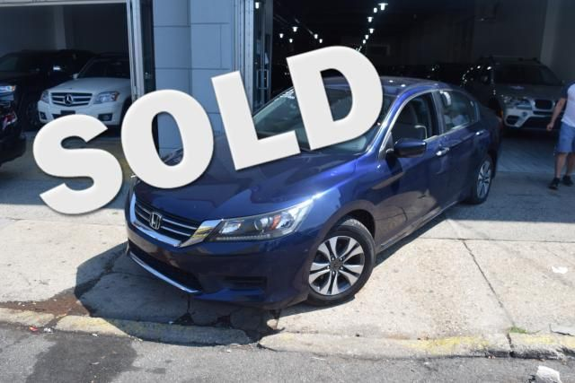 2013 Honda Accord LX Richmond Hill, New York 0