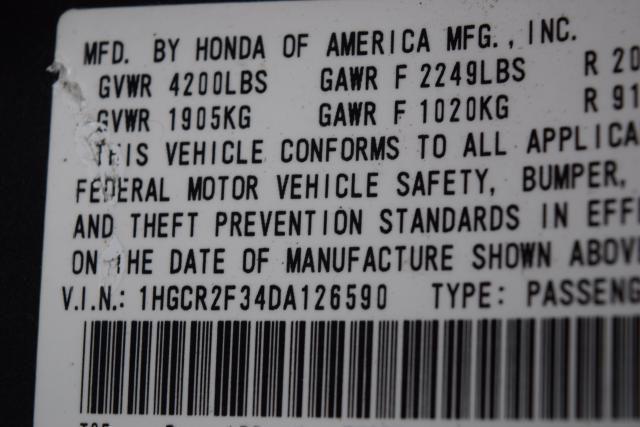 2013 Honda Accord LX Richmond Hill, New York 14