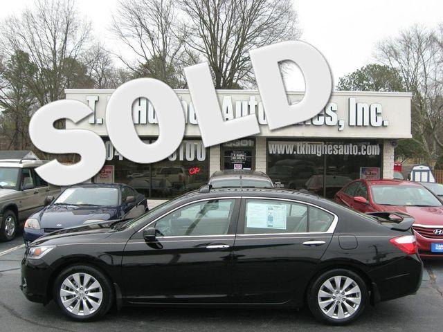 2013 Honda Accord EX-L Richmond, Virginia 0