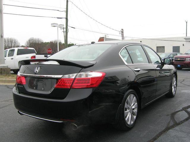 2013 Honda Accord EX-L Richmond, Virginia 4