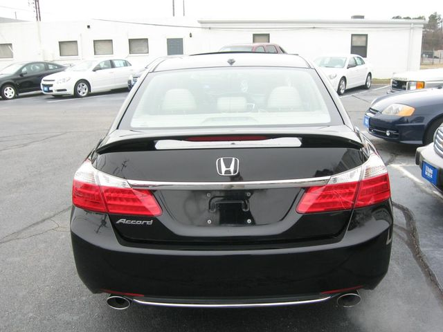 2013 Honda Accord EX-L Richmond, Virginia 5