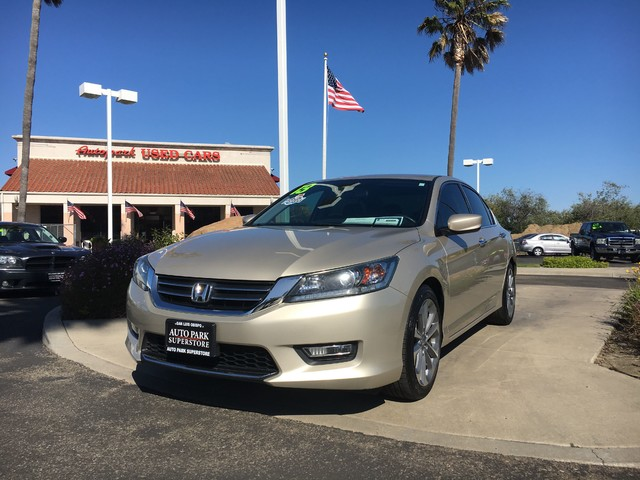 2013 Honda Accord Sport Buy smart knowing this vehicle had only one owner which studies show resul