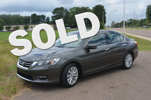 2013 Honda Accord V/6 Loaded EX-L Nav/1Owner Collierville, Tennessee 0
