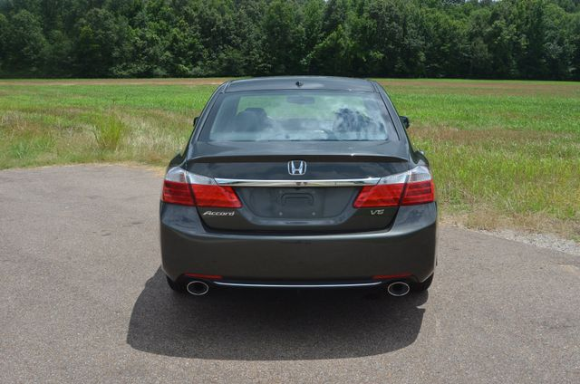 2013 Honda Accord V/6 Loaded EX-L Nav/1Owner Collierville, Tennessee 4