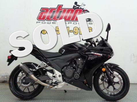2013 Honda CBR 500R  in Tulsa, Oklahoma