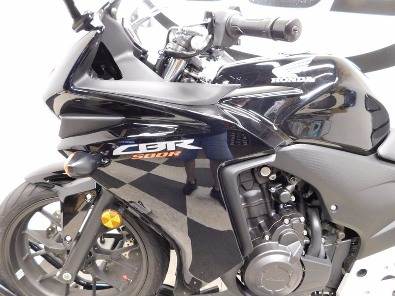 2013 Honda CBR500R  in Eden Prairie, Minnesota