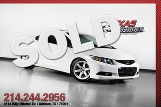 2013 Honda Civic Si Coupe w/ Upgrades Addison, Texas