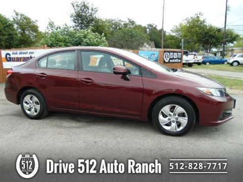 2013 Honda Civic LX in Austin, TX