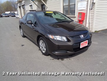 2013 Honda Civic LX in Brockport