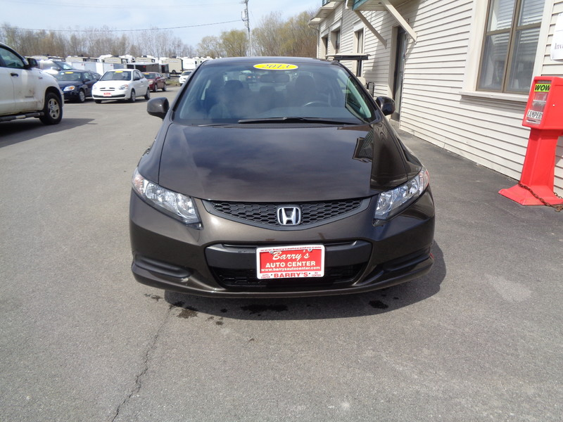 2013 Honda Civic LX  city NY  Barrys Auto Center  in Brockport, NY