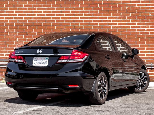2013 Honda Civic EX-L Burbank, CA 4