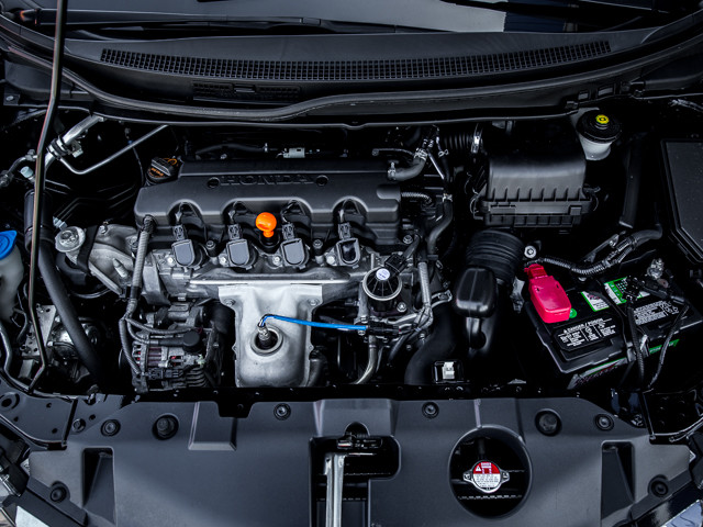 2013 Honda Civic EX-L Burbank, CA 10