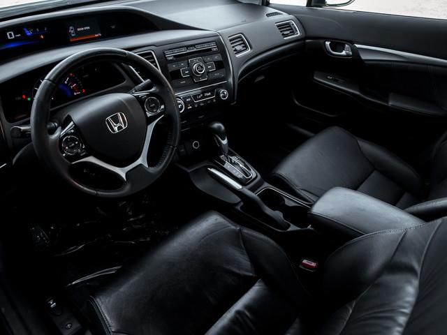 2013 Honda Civic EX-L Burbank, CA 16