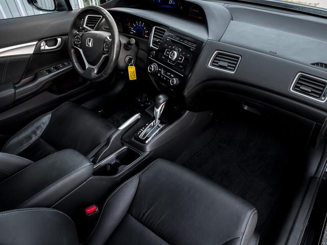 2013 Honda Civic EX-L Burbank, CA 19