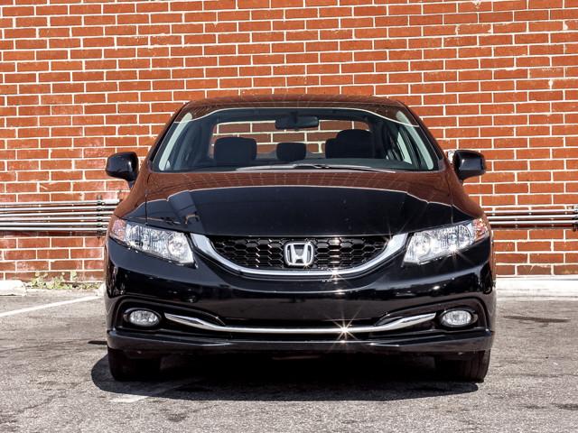2013 Honda Civic EX-L Burbank, CA 1