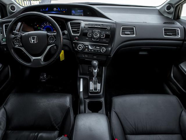2013 Honda Civic EX-L Burbank, CA 22