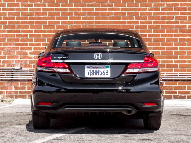 2013 Honda Civic EX-L Burbank, CA 3