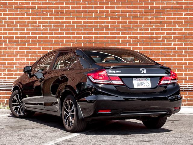 2013 Honda Civic EX-L Burbank, CA 5