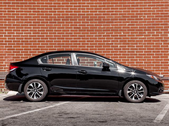 2013 Honda Civic EX-L Burbank, CA 6
