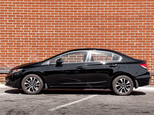 2013 Honda Civic EX-L Burbank, CA 7