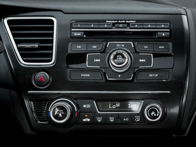 2013 Honda Civic EX Burbank, CA 15