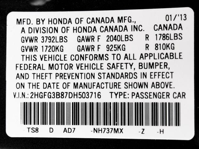 2013 Honda Civic EX Burbank, CA 24