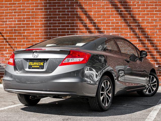 2013 Honda Civic EX Burbank, CA 4