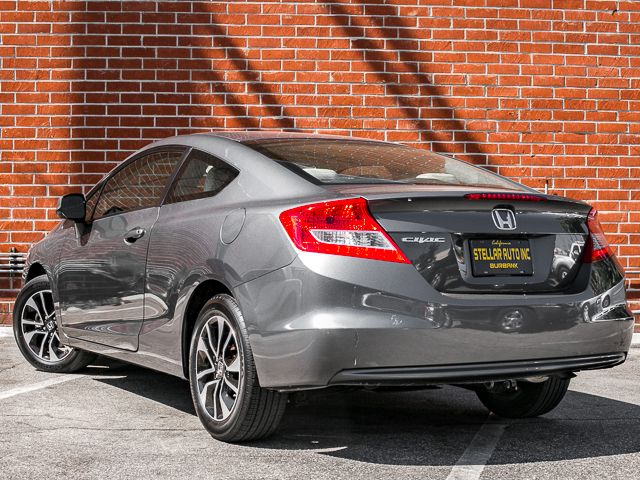 2013 Honda Civic EX Burbank, CA 5