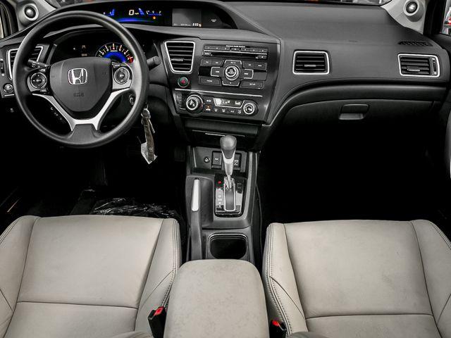 2013 Honda Civic EX Burbank, CA 8