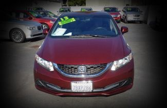 2013 Honda Civic LX Chico, CA 6