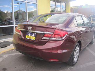 2013 Honda Civic LX Englewood, Colorado 4