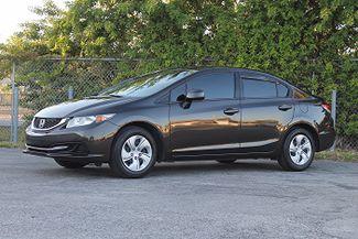 2013 Honda Civic LX Hollywood, Florida 9