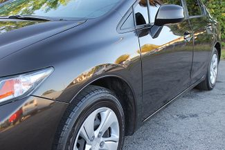 2013 Honda Civic LX Hollywood, Florida 11