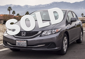 2013 Honda Civic in Coachella, Valley,