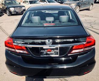 2013 Honda Civic LX LINDON, UT 3