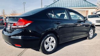 2013 Honda Civic LX LINDON, UT 4