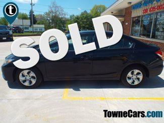 2013 Honda Civic LX | Medina, OH | Towne Auto Sales in Medina OH