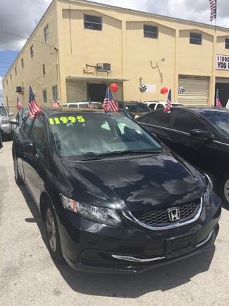 2013 Honda Civic LX Miami, FL