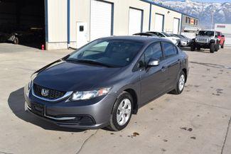 2013 Honda Civic LX Ogden, UT 2